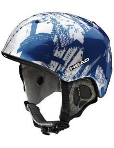 HEAD  REBEL BLUE