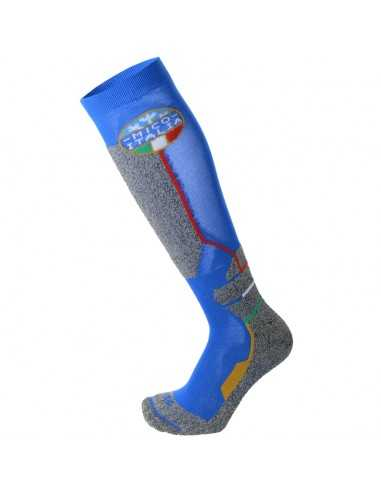 MICO SKI SOCKS X-STATIC RACE KIDS