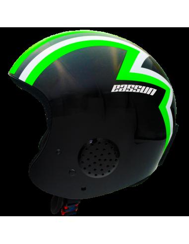 EASSUN APACHE RACING III BLACK & GREEN AR4S03