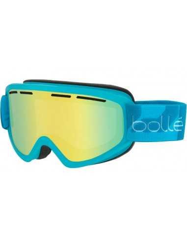 BOLLE SCHUSS MATTE BLUE SUNSHINE 21805