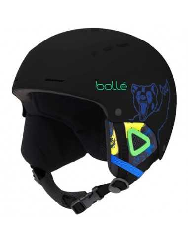 BOLLE QUIZ MATTE BLACK BEAR 31771
