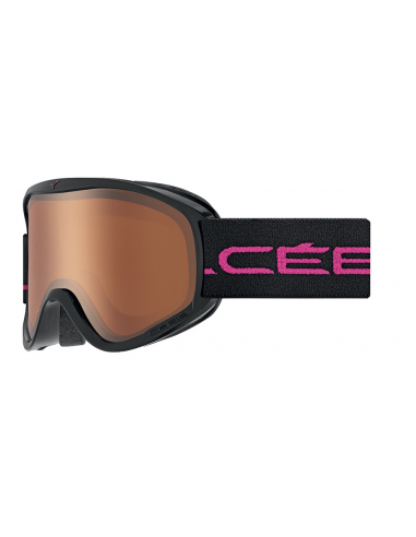 CÉBÉ STRIKER M MAT BLACK PINK