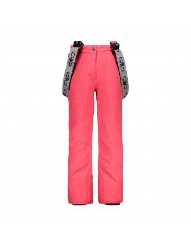 CAMPAGNOLO GIRL STRETCH SKI PANT...