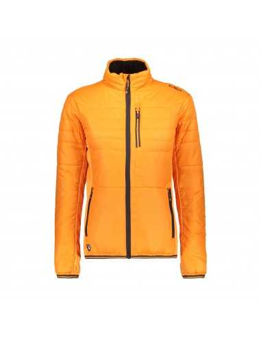 CAMPAGNOLO WOMAN PRIMALOFT UNDERSHELL JACKET ORANGE 39Z1786 C551