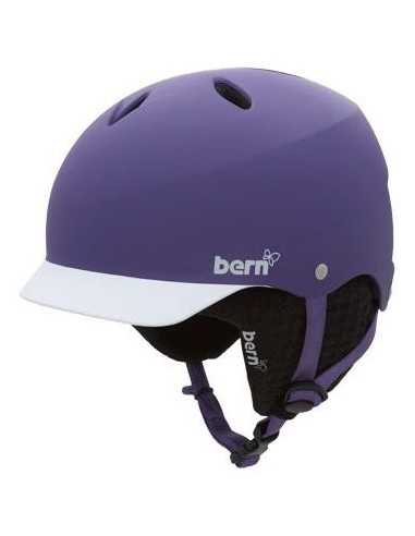 BERN LENOX MATTE PURPLE  BE11W5EMPGL