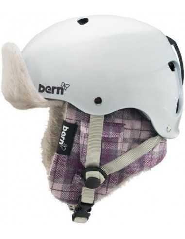 BERN BRIGHTON GLOSS WHITE