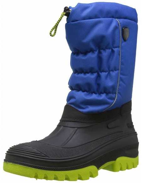 CAMPAGNOLO JUNIOR HANKI SNOW BOOTS LIME GREEN 3Q48064J 16LD