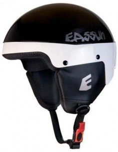EASSUN L03D02 LOGO 3 BLACK WH