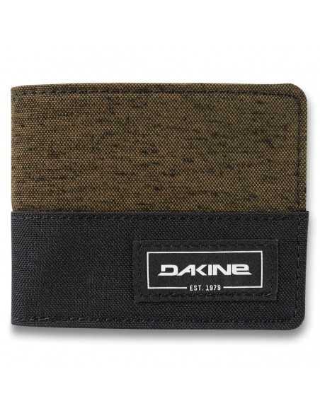DAKINE PAYBACK WALLET DARK OLIVE 10001834 DARKOLIVE