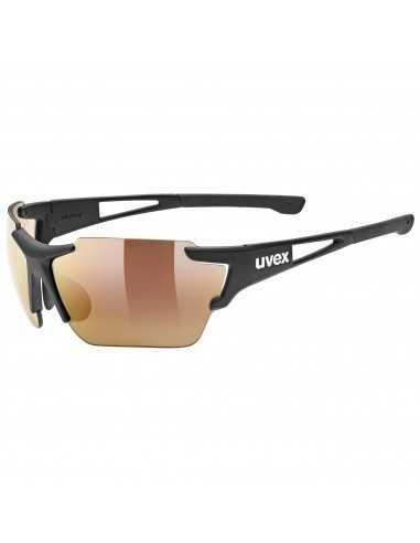 UVEX SPORTSTYLE 803 RACE CV VM BLACK MAT S5320412206