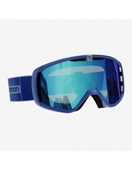 SALOMON AKSIUM NAVY UNIVERSAL MID BLUE L41151000