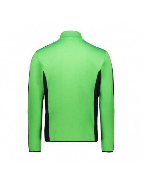 CAMPAGNOLO MAN SWEAT GREEN FLUO 30L1217 E121