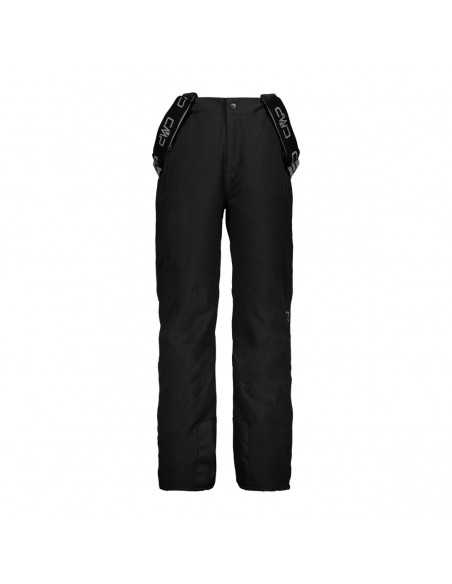 CAMPAGNOLO JUNIOR STRETCH PANTS BLACK 3W00204 U901