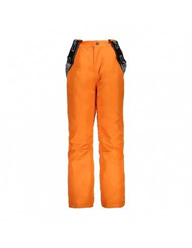 CAMPAGNOLO KID SKI PANTS ORANGE FLUO 3W15994 C645