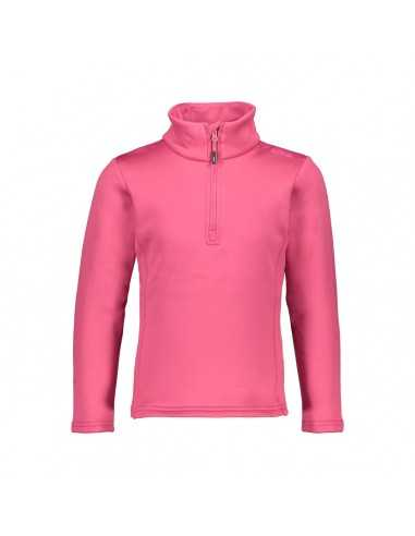 CAMPAGNOLO KIDS G SWEAT PINK FLUO