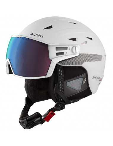 CAIRN SHUFFLE VISOR EVOLIGHT NXT® WHITE 0606514101