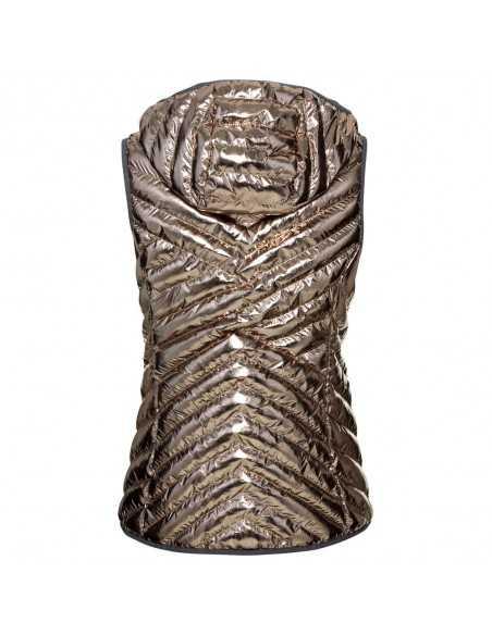HEAD PRIMA VEST W METALLIC GOLD 824180