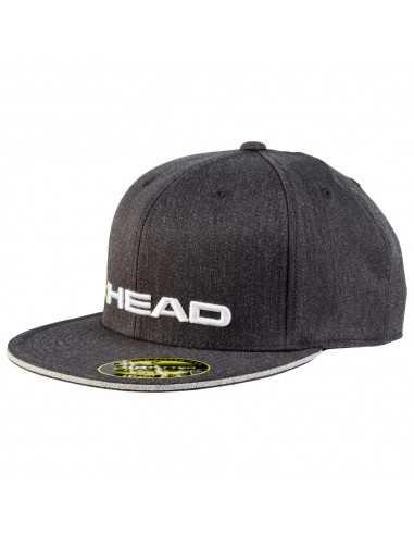 HEAD RACE FLAT CAP 828010 BK