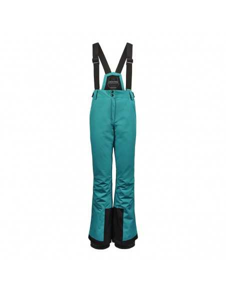 KILLTEC ERIELLE WOMAN PANTS EMERALD GREEN K30809 C713