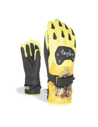 LEVEL GLOVE JUNIOR GOLDENROD