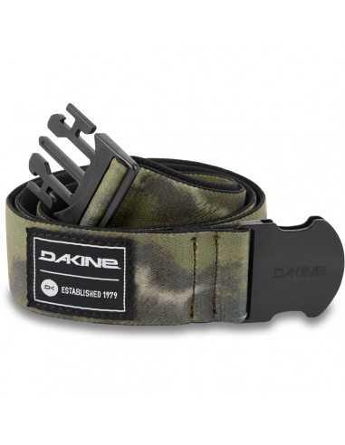 DAKINE REACH BELT OLASHCCAMO 10001919 BLACKWHITE