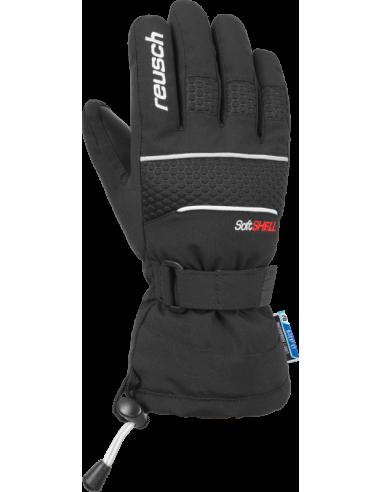 REUSCH CONNOR R-TEX XT JUNIOR BLACK WHITE 4861218 701