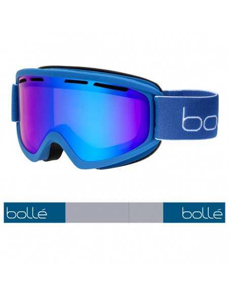 BOLLE FREEZE PLUS YALE BLUE MATTE LIGHT VERMILLON BLUE 22056