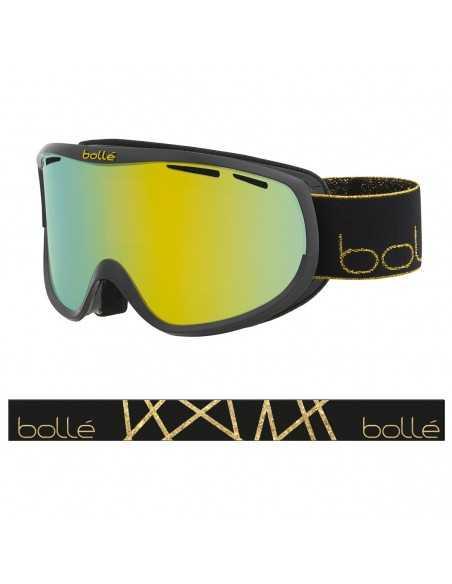 BOLLE SIERRA SHINY BLACK & GOLD SUNSHINE 21945