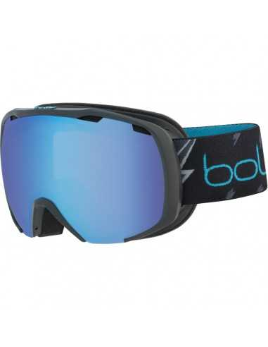 BOLLE ROYAL MATTE BLACK FLASH AURORA 21959