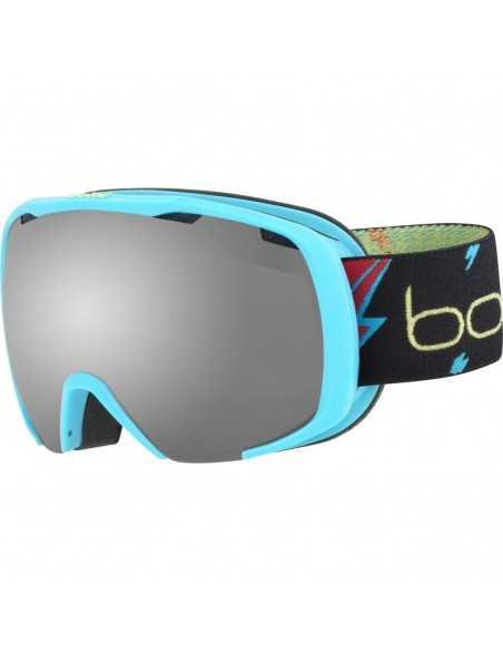 BOLLE ROYAL MATTE BLUE FLACH BLACK CHROME 21960