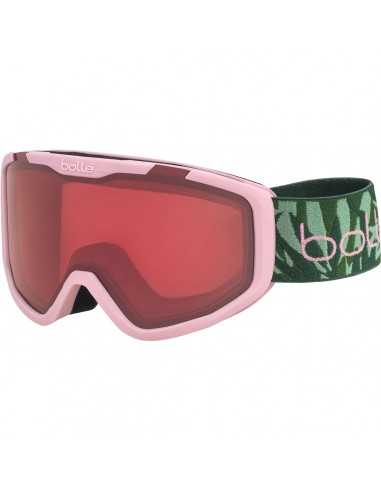 BOLLE ROCKET MATTE PINK JUNGLE VERMILLON
