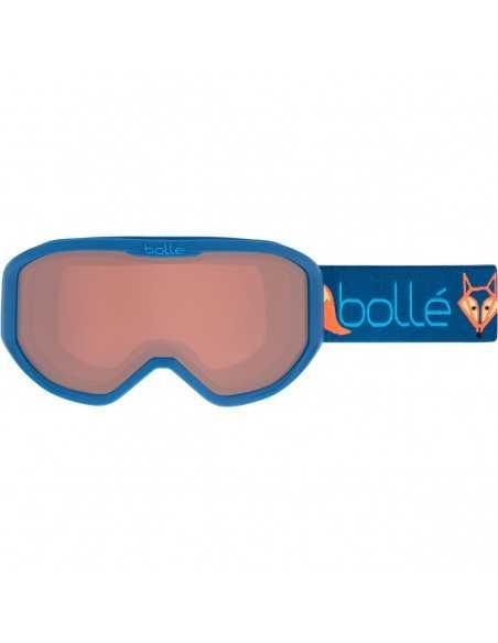 BOLLE INUK MATTE BLUE FOX VERMILLON 21973