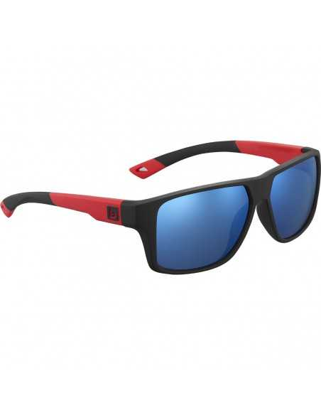 BOLLE BRECKEN FLOATABLE BLACK RED HD POLARIZED OFFSHORE BLUE 12459