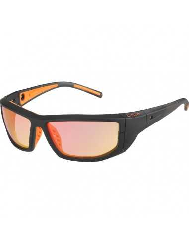 BOLLE PLAYOFF 64 BLACK AND ORANGE PHOTO PC FLASH FIRE AF 12403