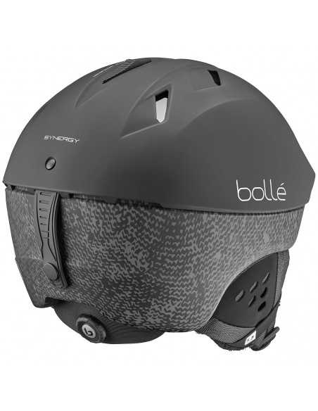 BOLLE SYNERGY BLACK MATTE 32064