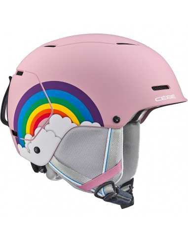 CÉBÉ BOW MATT PINK POWDER RAINBOW