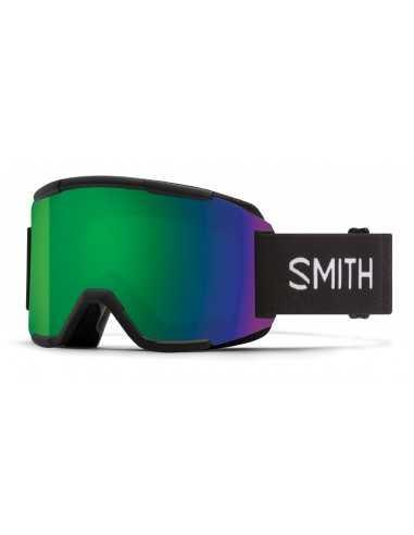 SMITH SQUAD CHROMAPOP PHOTOCHOMIC BLACK ROSE FLASH M006682QJ984G