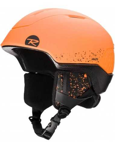 ROSSIGNOL JUNIOR WHOOPEE IMPACTS LED ORANGE RKIH508