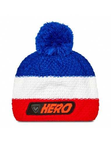 ROSSIGNOL HERO POMPON TRUE BLUE RLJMH03U 707