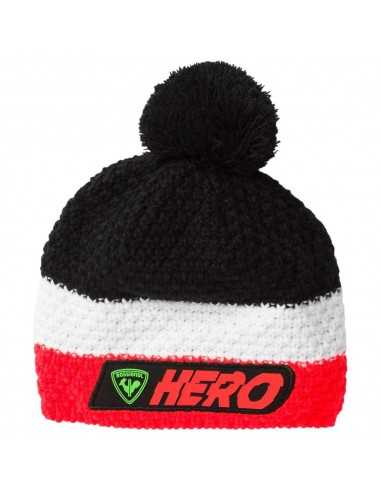 ROSSIGNOL HERO POMPON BLACK