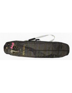 HELLO KITTY SNOWBOARD BAG BLACK