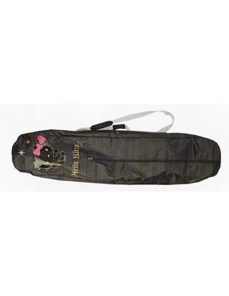 HELLO KITTY SNOWBOARD BAG BLACK