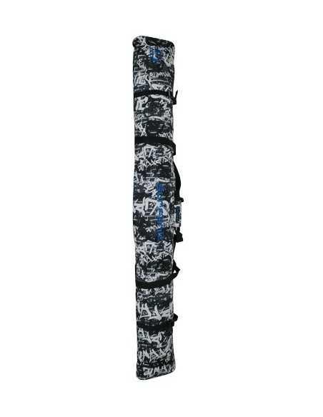 SURFANIC SKI BAG GRAFITTI PRINT 190 cm