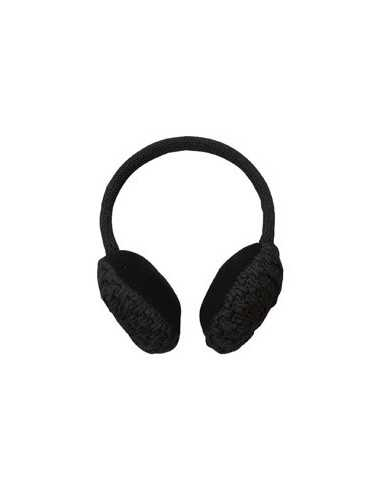 POWDER ROOM EAR MUFFS BLACK 4886204