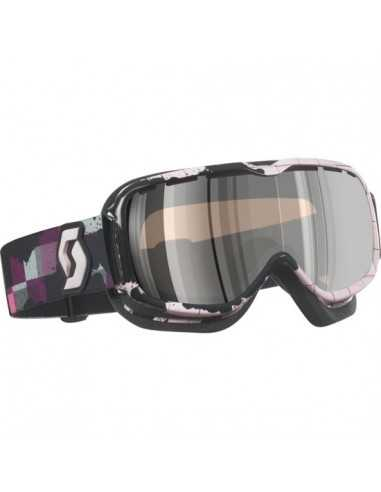 SCOTT AURA PLAID ROSE PURPLE CHROME 220431-2824247