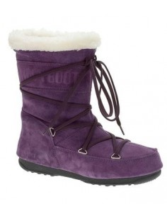 MOON BOOT W.E. BUTTER MID VIOLET  14015700006