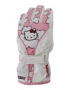 HELLO KITTY GIRL WHITE