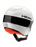 HEAD STIVOT RACE WHITE BLACK 320302