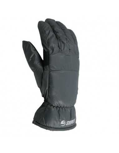 SWANY THE PACKABLE GLOVE BK