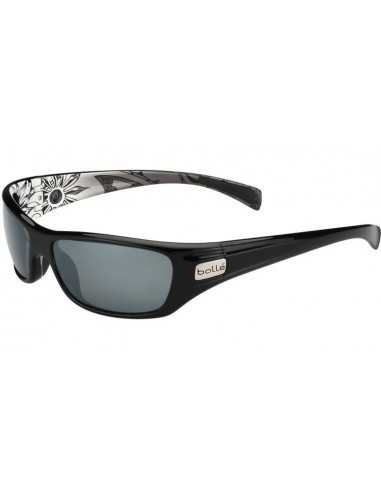 BOLLE COPPERHEAD SHINY BLACK/INSCRIBED POLARIZED TNS 11783